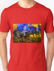 Travel Map Unisex T-Shirt