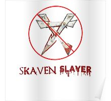 Skaven Slayer Poster