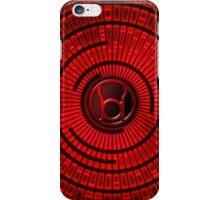 Red Lantern iPhone Case/Skin