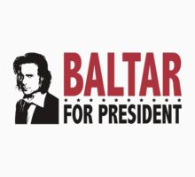 Baltar For President by gyenayme
