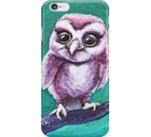 Wide-Eyed iPhone Case/Skin
