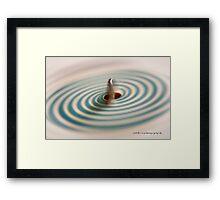 Dizzy © Vicki Ferrari Framed Print