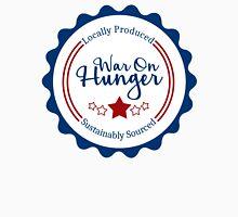 Foodie Logos - War On Hunger Unisex T-Shirt
