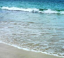 Incoming Tide, Bosta Beach, Great Bernera by BlueMoonRose