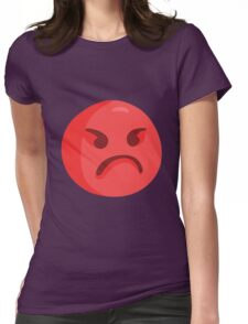 ANGERY Womens Fitted T-Shirt