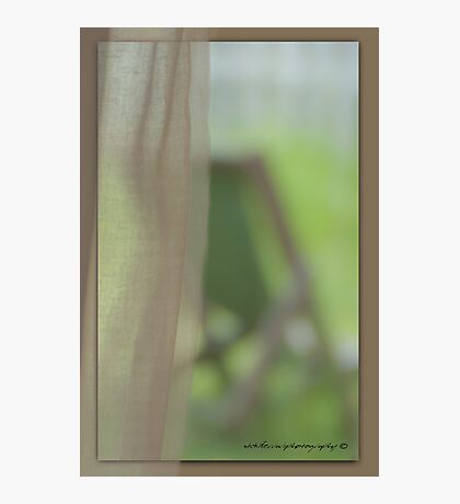 The View From Inside © Vicki Ferrari Photographic Print
