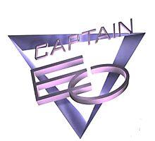 Captain EO Photographic Print
