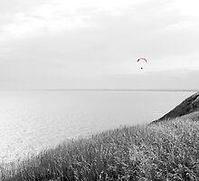 Parachuting by Jonas Bohlin