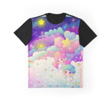 Little Twin Stars Graphic T-Shirt