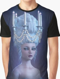 Surreal Rococo Enlightenment Graphic T-Shirt