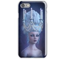 Surreal Rococo Enlightenment iPhone Case/Skin