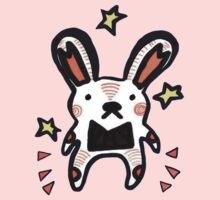 Bunny Mouse One Piece - Long Sleeve