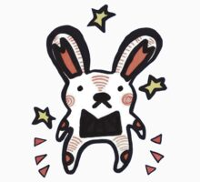 Bunny Mouse One Piece - Short Sleeve