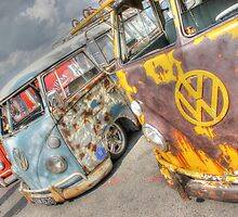 Rusty Campers by Vicki Spindler (VHS Photography)