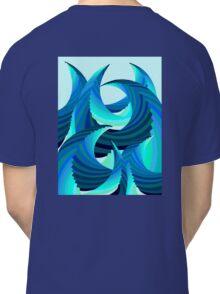 Grafidoodle Waves I Classic T-Shirt