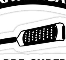 Make America Great Again - Ban Pre-Shredded Cheese! Sticker