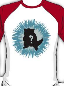 Who's that Pokemon - Sandshrew T-Shirt