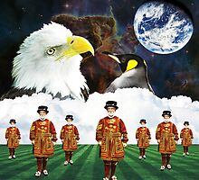 Beefeaters - Guardians of Interspecies Love by dogmycat