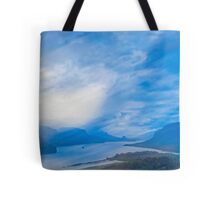 View Of The Columbia Gorge Tote Bag