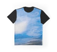 View Of The Columbia Gorge Graphic T-Shirt