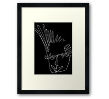 Bed Head Framed Print