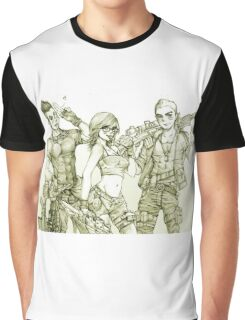 3 of war Graphic T-Shirt