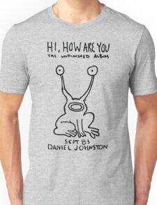 Croac Daniel Johnston Unisex T-Shirt