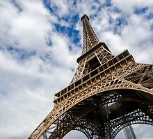 Eiffel Tower, Paris by avresa