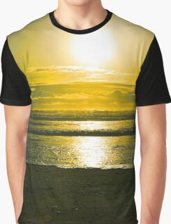 Good Night Rockaway Graphic T-Shirt