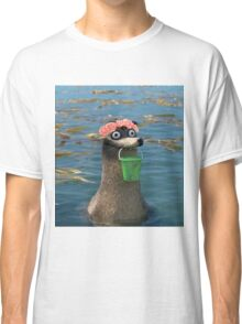 Gerald Finding Dory Flower Crown Classic T-Shirt
