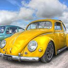 Yellow Beetle by Vicki Spindler (VHS Photography)