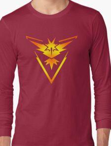 Team Instinct!! Long Sleeve T-Shirt