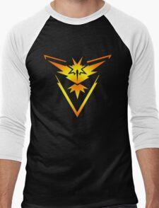 Team Instinct!! Men's Baseball ¾ T-Shirt