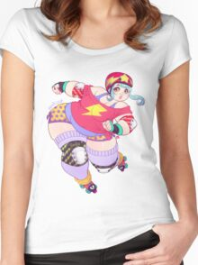 Bomba Women's Fitted Scoop T-Shirt