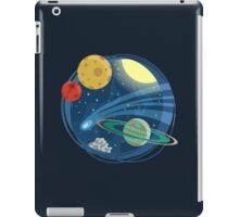 Space Emblem iPad Case/Skin