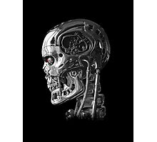 Terminator Profile Photographic Print