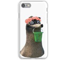 Gerald Finding Dory Flower Crown No Background Transparent Sticker iPhone Case/Skin