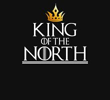 KING OF THE NORTH - black Unisex T-Shirt