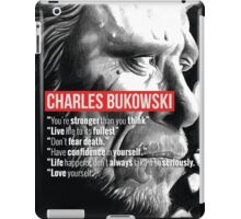 You're Stronger Than You Think iPad Case/Skin