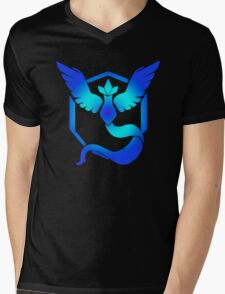 Team Mystic! Mens V-Neck T-Shirt