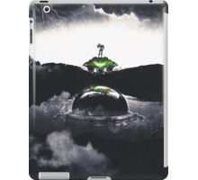 Landing on Zebes A Metroid Surrealism iPad Case/Skin