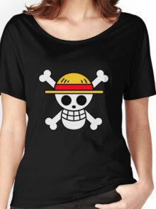 Pirates Logo Women's Relaxed Fit T-Shirt