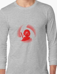 manga itachi Long Sleeve T-Shirt