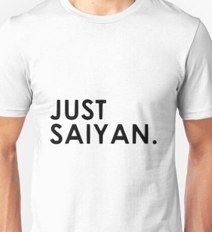 manga just saiyan Unisex T-Shirt
