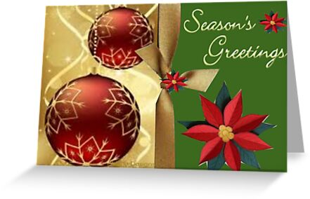 Season Greetings (12739  VIEWS) by aldona