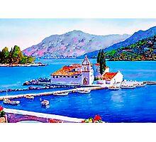 Tranquil Island Photographic Print