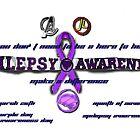 Epilepsy Awarness by DiaAmor718