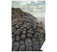 In the world of hexagonal stones Poster