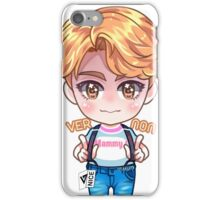SEVENTEEN 아주 NICE - CHIBI VERNON iPhone Case/Skin