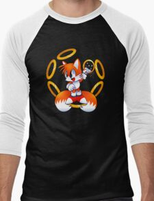 Classic Tails with rings Men's Baseball ¾ T-Shirt